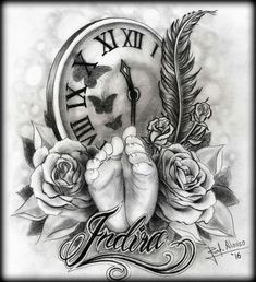 Baby Tattoos For Moms 853432198127777276 - Denn wenn ich ein Baby habe Source by wanitaroark Baby Tattoo For Dads, Name Tattoos For Moms, Baby Name Tattoos, Mommy Tattoos, Tattoo For Son, Dope Tattoos, Tattoos For Kids, Family Tattoos, Tattoos For Daughters