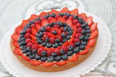 per la ricetta della crostata di frutta migliore del mondo con le basi del maestro montersino clicca qui! For the best fruit tart recipe click here
