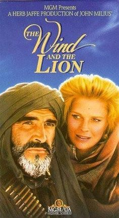 John Milius' 'The Wind And The Lion', 1975 - Remembering this is not a documentary, this is one of the best adventure films ever made. It's a sweeping epic set in 1904 Morocco; telling the story of the kidnapping of Eden Perdicaris & her two children. Perdicaris is portrayed by Candice Bergen, in one of her best screen performances. Sean Connery as the charismatically powerful Raisuli, wears the role like a glove - An epic, Must See Adventure film!!