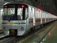 ToeiOedo TokyoLinearMotor Metro