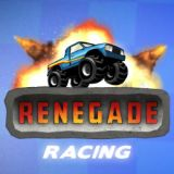 Renegade Racing   In the racing game Renegade Racing your goal is to become the ultimate renegade champion. Race 12 different vehicles across 18 challenging levels, perform stunts and keep at pole position to earn cash and buy new stuff.