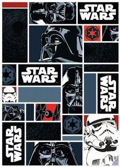 Gulvtæppe Star Wars Icons - Star wars tæppe 231350 Shop - Eurotoys - Legetøj online