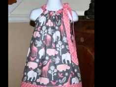 Pillowcase Dress toddler dresses michael miller zoo pink girls baby by blakeandbailey Pillowcase Dress toddler Easter dresses michael by BlakeandBailey - I just like the pattern of fabric, Izzy would too Economical & cool and trendy toddler dresses. Sewing For Kids, Baby Sewing, Sewing Ideas, Sewing Projects, Sewing Crafts, Sew Baby, Baby Fabric, Diy Crafts, Little Dresses