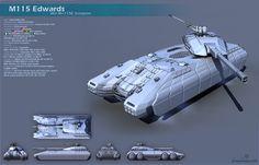M115 Edwards by Ergrassa.deviantart.com on @deviantART
