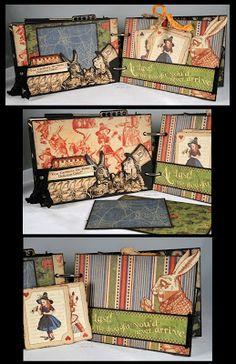 Killam Creative: Halloween In Wonderland Mini Album