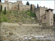 Alcazaba Teatro Romano, Málaga