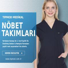 En Rahat Hemşire forması TIPMOD Medikal Giyimde