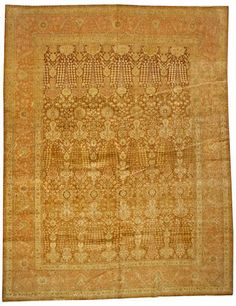 Tabriz carpet  Northwest Persia,  second quarter 20th century  size approximately 9ft. 8in. x 12ft. 7in.