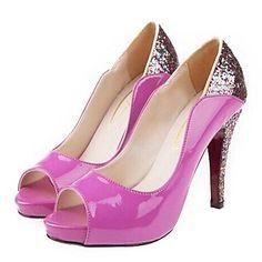 chaussures pour femmes à bout ouvert chaussures talon aiguille serpent sexy sandales de mariage plus de couleurs disponibles – EUR € 25.78