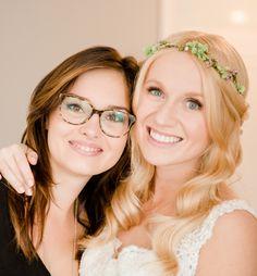 Braut Hochzeit Bride Bridestyling Make-up Hochzeitsstyling Me