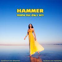 Hammer - Promo Mix July 2014 by DJ HAMMER on SoundCloud