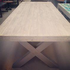 #hvasade #spisebord i 160 år gammelt treverk, laget på kundens mål 250x100+50 tilleggsplate. Se pris/info på www.drivved.no  #håndlagetavoss #barefordeg #bærekraftig #kortreist #allemål #scandicool #industrielt