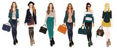 moda y estilo: mas tendencias ;)