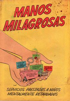 Este cómic fue publicado en 1968 por la Oficina de Planificación y Coordinación del Programa de Retardación Mental, del Departamento de Salud.En dicha publicación se explican todos los servicios que se ofrecían a las personas con alguna discapacidad. El arte fue realizado por Ismaeil Rodríguez Báez.