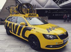 Bumble Bike..  #mavic #cycling #yellow by ahm1el