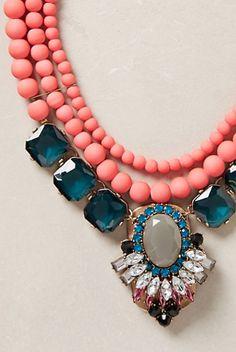 gorgeous bib necklace