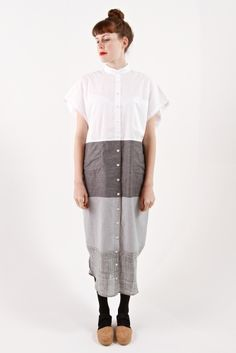 Study NY Extra Long Shirt - Sold Out