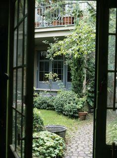 Anna Wintour's home
