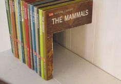 Multi-Book Secret Storage Compartment by Jason Poel Smith — via Make: