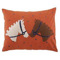 Sleeping in Equestrian Style - Land of Nod | Velvet Rider
