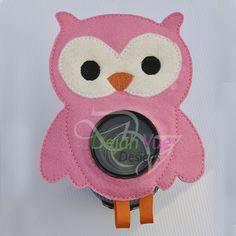 Owl Camera Buddy