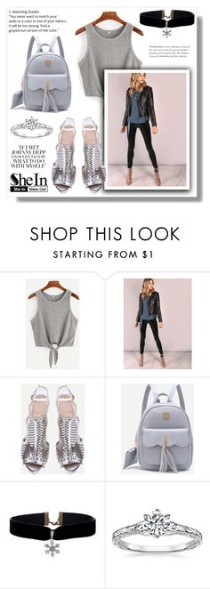 """""""SheIn III / 18."""" by amra-sarajlic ❤ liked on Polyvore featuring Sheinside and shein"""