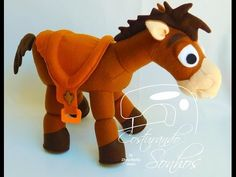 Arts And Crafts Near Me Refferal: 3828326533 Baby Crafts, Diy And Crafts, Arts And Crafts, Sewing Stuffed Animals, Dinosaur Stuffed Animal, Woody E Buzz, Toy History, Toy Story Crafts, Toy Story Party