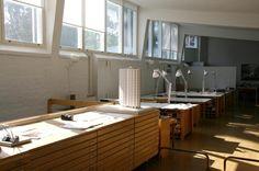 Studio Aalto: Alvar Aalto's Design Office — Studio Tour | Apartment Therapy