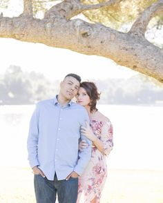 Romantic dreamy engagement session photo by @unshakablecrown