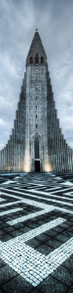 Amazing Snaps: Church of Hallgrimur | See more