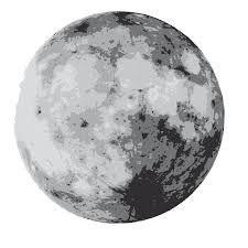Imagen De Una Luna Llena Para Dibujar Buscar Con Google Full Moon Tattoo Moon Tattoo Celestial Bodies
