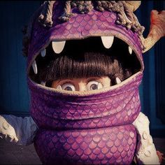 monsters inc #Monsters Inc. #movie #Boo