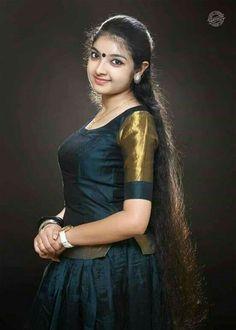 Beautiful Girl Indian, Most Beautiful Indian Actress, Beautiful Girl Image, Beautiful Long Hair, Beautiful Actresses, Indian Natural Beauty, Indian Beauty Saree, Asian Beauty, Beauty Full Girl