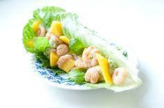 Ruokahommia: Suuri salaattihuijaus eli vihreät katkaraputacot