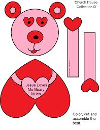 Image result for Jesus loves me beary much