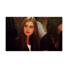 lily collins | Tumblr ❤ liked on Polyvore featuring lily collins