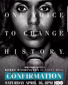 tarajiphenson    #Repost @violadavis  Let's show my sister @KerryWashington some love tonight and watch #Confirmation on @HBO at 8pm!  Taraji P. Henson