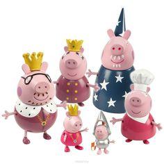 Набор для лепки ЛАКОМСТВА Свинка Пеппа / PEPPA PIG