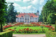 Kozłówka // Do you want to visit Kozlowka? check http://eltours.com/tailor-made-customized-tours