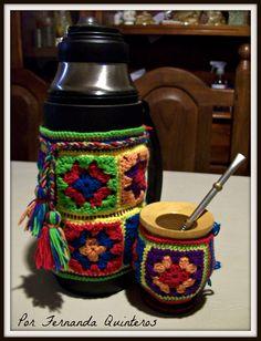 Mug Cozy, Coffee Cozy, Cozies, Cross Stitching, Needlework, Weaving, Embroidery, Mugs, Bathroom