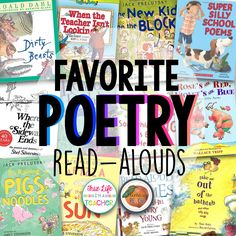Spring Into April: Poetry Read-Alouds by The Primary Peach