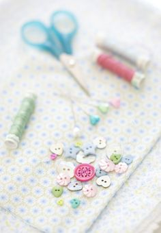 sweet little buttons