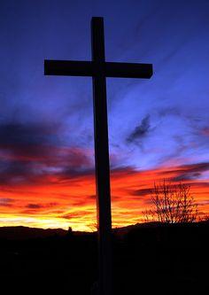 Christian Cross by arbyreed, via Flickr