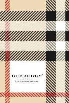 #Logo #Brands #Burberry #Patterns Burberry