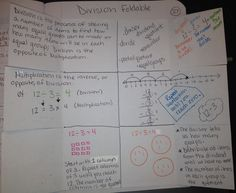 Division Strategy foldable (inside)