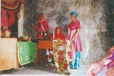 sewing in Somalia