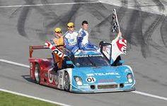 Overall winners:  #01 Target/Telmex BMW Riley Daytona Prototype (DP) from Chip Ganassi Racing with Felix Sabates
