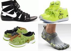 Creative Shoes: 13 of the Wildest Shoe Designs and Brands