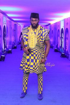 The AfroFusion Spot: My Picks & Faves: 8 Celebrity Fashion Looks of the Week, menswear, mens fashion, african, african print, african fashion, fashion week, south africa, african, celebrity, fashion, style, lookbook, african fashion