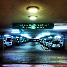 Parking garage, Umhlanga